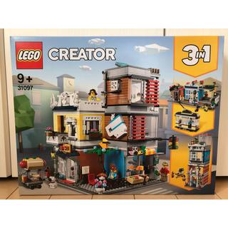Lego - レゴ(LEGO) クリエイター タウンハウス ペットショップ&カフェ 31097