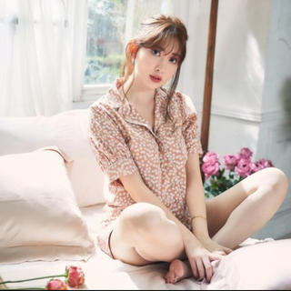 AKB48 - herlipto Cherry Pattern PJ Set Set