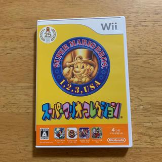 ウィー(Wii)のWiiソフト スーパーマリオコレクション(家庭用ゲームソフト)