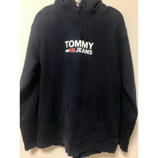 トミーヒルフィガー(TOMMY HILFIGER)のTOMY JEANS メンズパーカー(パーカー)