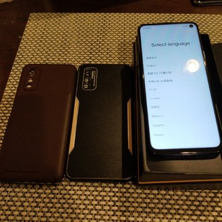 ANDROID - vivo iqoo neo3  6G128G/中古美品/別売ケース付き