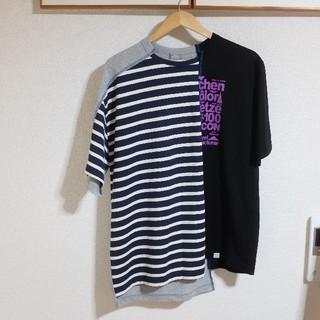 カラー(kolor)のkolor beacon Tシャツ サイズ2(Tシャツ/カットソー(半袖/袖なし))