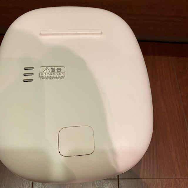 MUJI (無印良品)(ムジルシリョウヒン)の無印良品炊飯器 スマホ/家電/カメラの調理家電(炊飯器)の商品写真