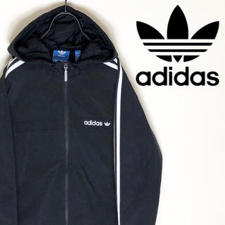 adidas - adidas アディダス ナイロン ジャケット パーカー スポーツMIX 90s