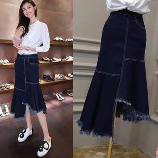 ZARA - import♥デニムスカート