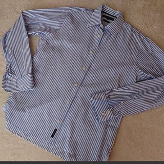 トミーヒルフィガー(TOMMY HILFIGER)のTOMMY HILFIGER トミーヒルフィガーストライプシャツ(シャツ)