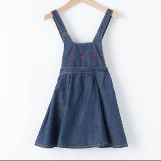 シューラルー(SHOO・LA・RUE)のシューラルー ジャンパースカート 110(スカート)