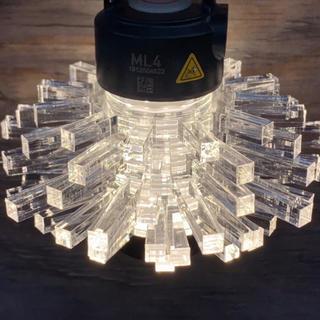 レッドレンザー(LEDLENSER)の完売品 KASANEMONO-ML4 soulabo 新品(ライト/ランタン)