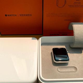 Hermes - Apple Watch Herms SERIES2 エルメス 42mmケース
