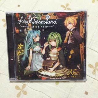 nemu CD(ボーカロイド)