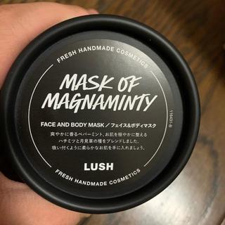 ラッシュ(LUSH)のLUSH パワーマスク(パック/フェイスマスク)