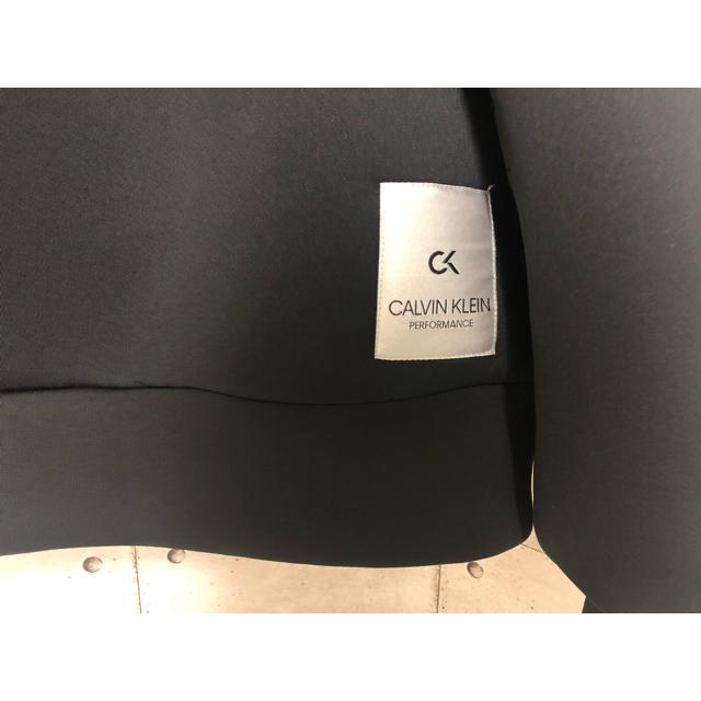 Calvin Klein(カルバンクライン)の【秋物/新品】CALVIN KLEIN カルバンクライン パーカー M レディースのトップス(パーカー)の商品写真