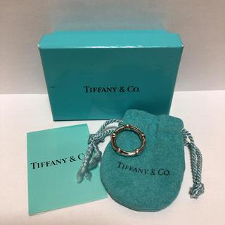 ティファニー(Tiffany & Co.)のTIFFANY&CO. ティファニー バンブーリング 指輪 5号(リング(指輪))