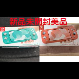 Nintendo Switch - NINTENDO Switch ライト 2台セット♪