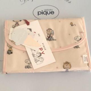 gelato pique - 1点限定♡ジェラートピケ♡ 【PEANUTS】スタージャバラ母子手帳ケース