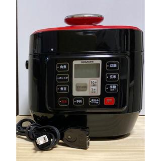 KOIZUMI - マイコン電気圧力鍋 KOIZUMI