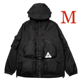 シュプリーム(Supreme)のM Palace Skateboards Ballistic Jacket 黒(ブルゾン)