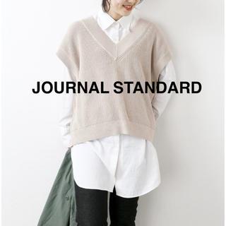 JOURNAL STANDARD - 未使用タグ付●ジャーナルスタンダード ドライコットンリリーベスト