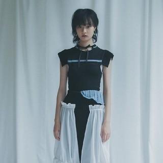 マメ(mame)のyukishimane ニット(ニット/セーター)