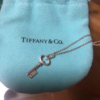 Tiffany & Co. - Tiffany キーペンダント