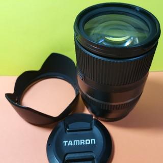 Canon - 値下げ可!中古実用品 TAMRON 16-300mm PZD DiII B016
