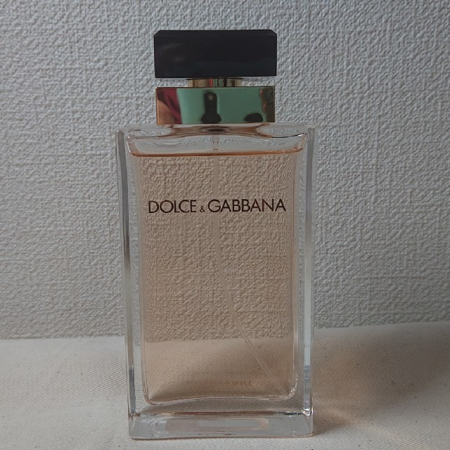 DOLCE&GABBANA(ドルチェアンドガッバーナ)のドルチェ&ガッバーナ プールファム d&g 100mL コスメ/美容の香水(香水(女性用))の商品写真