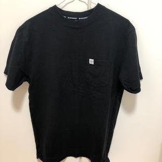 コンバース(CONVERSE)のCONVERSE ブラックTシャツ(Tシャツ(半袖/袖なし))
