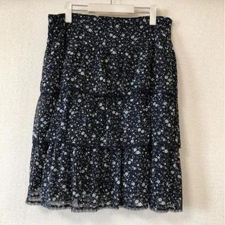クミキョク(kumikyoku(組曲))の組曲大きいサイズスカート(ひざ丈スカート)