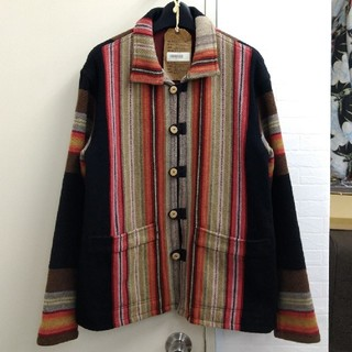 TENDERLOIN - Tenderloin BOHO ウールジャケット S ボホ ネイティブ ナバホ