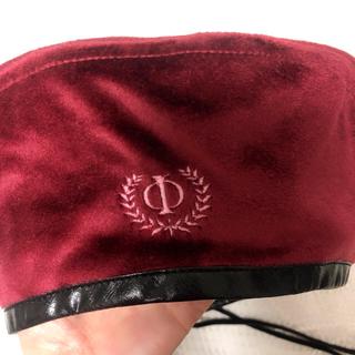 パメオポーズ(PAMEO POSE)のベレー帽2個セットtsukimi様専用(ハンチング/ベレー帽)