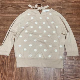 ジュンコシマダ(JUNKO SHIMADA)の長袖 薄手セーター ジュンコシマダ(ニット/セーター)