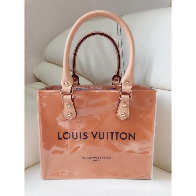 LOUIS VUITTON(ルイヴィトン)のLOUIS VUITTON クリアバッグ トートバッグ ハンドバッグ レディースのバッグ(ハンドバッグ)の商品写真