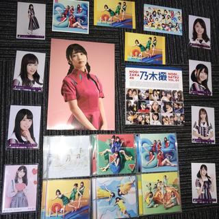 乃木坂46 - 乃木坂46 グッズ まとめ売り 日向坂46 CD 今泉佑唯 写真集