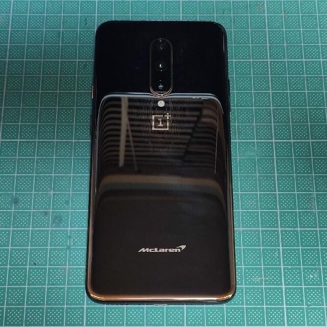 ANDROID(アンドロイド)の【正規HD1913】OnePlus 7T Pro McLaren Edition スマホ/家電/カメラのスマートフォン/携帯電話(スマートフォン本体)の商品写真