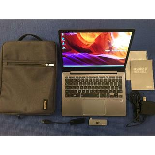 ASUS - ASUS ZenBook 13 UX331U グレーメタル