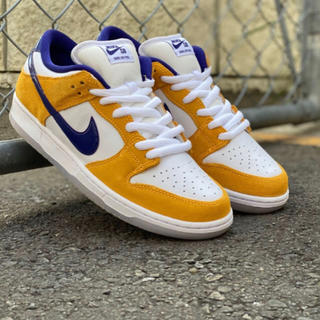 ナイキ(NIKE)のNIKE SB DUNK LOW PRO LASER ORANGE(スニーカー)