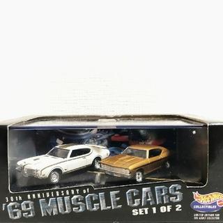 シボレー(Chevrolet)のHWホットウィール/'69 MuscleCarsマッスルカーズ 1/64(ミニカー)