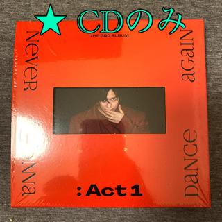 シャイニー(SHINee)のテミン 3rd アルバム NGDA ☆ Act 1 (suspect)(K-POP/アジア)