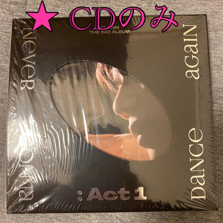 シャイニー(SHINee)のテミン 3rd アルバム NGDA ☆ Act 1 (Innocent)(K-POP/アジア)