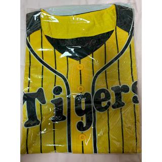 ハンシンタイガース(阪神タイガース)の阪神タイガース  応援ユニフォーム  Joshin ノベルティーTシャツ(応援グッズ)