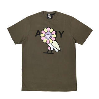 XXL OVO X MURAKAMI T-SHIRT 村上隆 zingaro(Tシャツ/カットソー(半袖/袖なし))