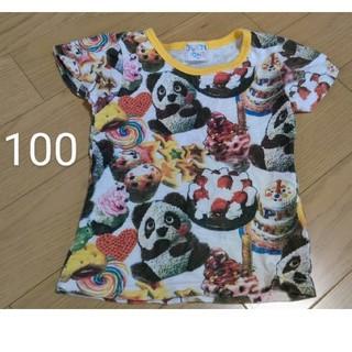 フォーティーワン(FORTY ONE)のフォーティーワン パンダ 100サイズ(Tシャツ/カットソー)