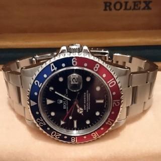 ROLEX - ロレックス GMTマスター 16700  短期出品