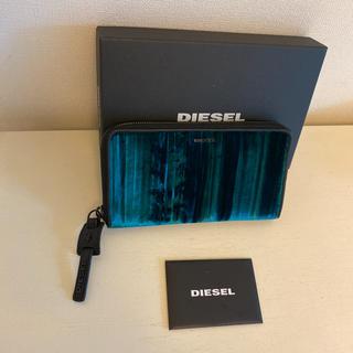 DIESEL - DIESEL 長財布 新品