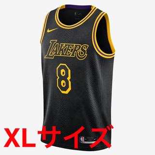 ナイキ(NIKE)のLos Angeles Lakers BLACK MAMBA Jersey(バスケットボール)