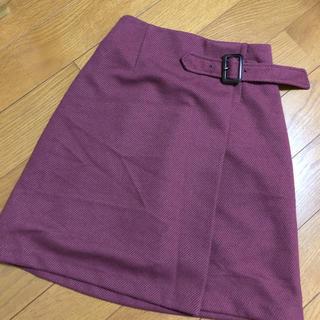 マジェスティックレゴン(MAJESTIC LEGON)のマジェスティックレゴン  タイトスカート 台形スカート(ひざ丈スカート)
