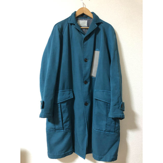 カラー(kolor)のkolor 2017aw pari collection model coat(トレンチコート)