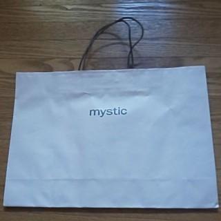 ミスティック(mystic)のmystic ショッパー 約41.5cm×30cm×11cm(ショップ袋)