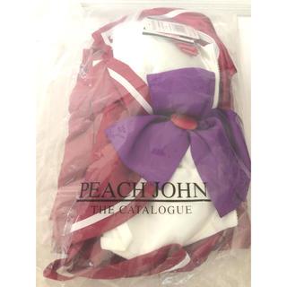ピーチジョン(PEACH JOHN)のC75/M ピーチジョン セーラームーン セーラーマーズ なりきりブラセット (ブラ&ショーツセット)