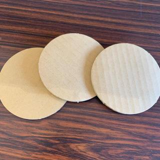 丸型段ボール16枚セット(各種パーツ)